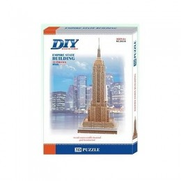 Empire State Building Educational 3d Puzzle Model, 3д пъзел