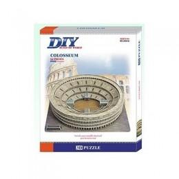 Colosseum Model - 3д пъзел - 3D - Educational Puzzle