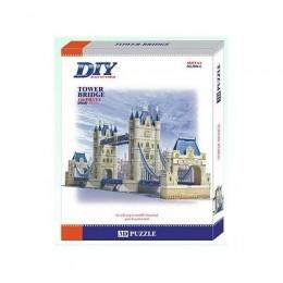 Tower Bridge Model - 3д пъзел - 3D - Educational Puzzle