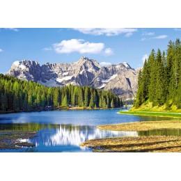 Пъзел - Misurina Lake, Italy
