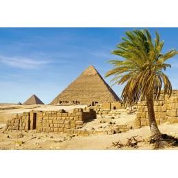 Пъзел - Pyramids in Giza, Egypt