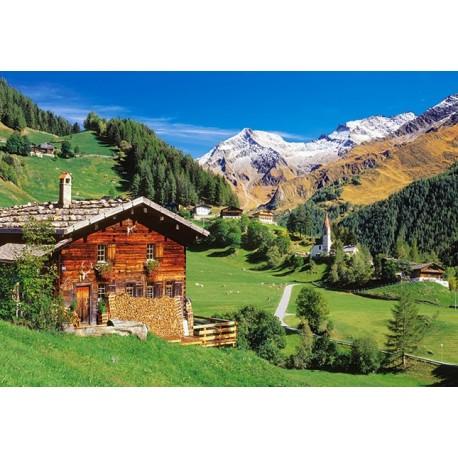 Пъзел - Ahrntal, South Tyrol, Italy