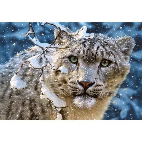 Пъзел - Snow Leopard
