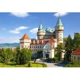 Пъзел - Bojnice Castle, Slovakia