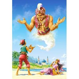 Пъзел - Aladdin and his Magic Lamp