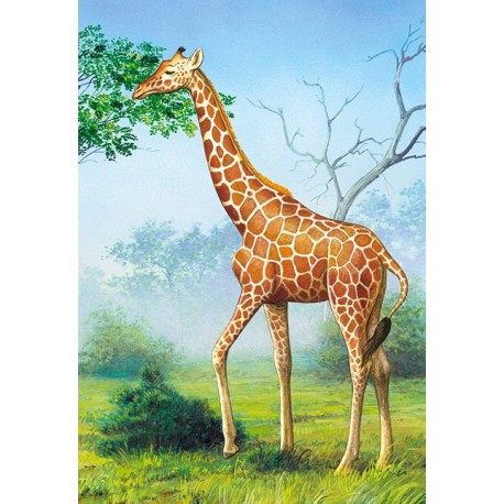 Пъзел - Giraffe