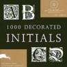 1000 Decorated Initials