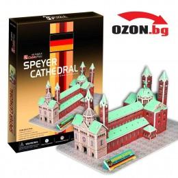 Триизмерен пъзел Speyer Cathedral