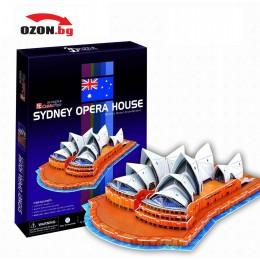 Триизмерен 3D пъзел Sydney Opera House