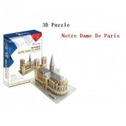 Notre Dame de Paris(FRANCE) - 3D