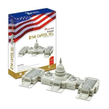 he Capitol Hill(U.S.A) - 3D