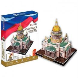Saint Isaac's Cathedral - 3D Пъзел