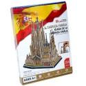 Sagrada Familia - 3D Пъзел
