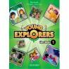 Young Explorers 1 - Class Book. Английски език за 3 - 4. клас